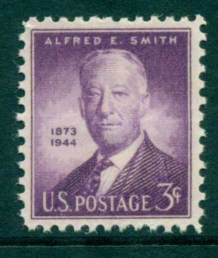 USA 1945 Sc#937 Alfred E Smith MUH lot33543
