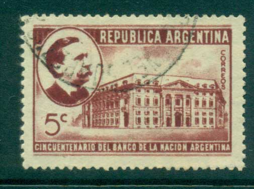 Argentina 1941 Bank of the Nation FU lot37143