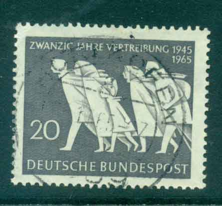 Germany 1965 German Expatriation FU lot43958