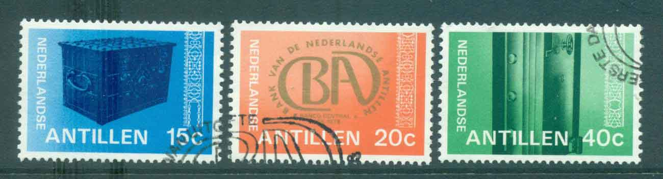 Netherlands Antilles 1978 Bank of Netherlands Antilles FU Lot47098