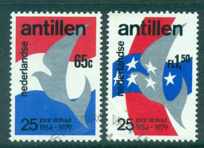 Netherlands Antilles 1979 Constitution Anniv. FU Lot47104