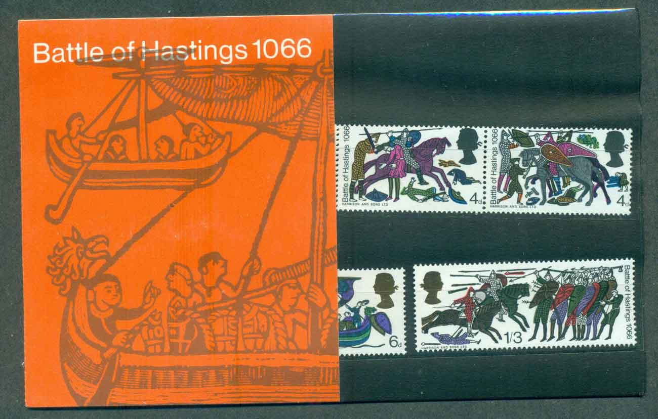 GB 1966 Battle of Hastings POP lot51742