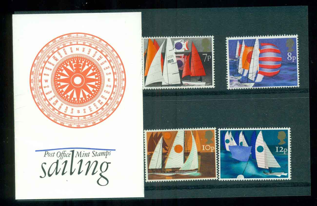 GB 1975 Sailing POP lot51768