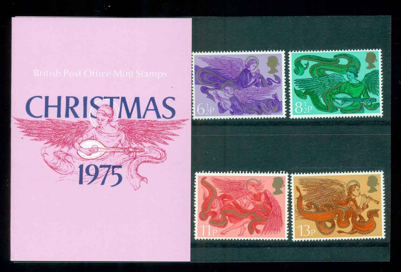 GB 1975 Xmas POP lot51772