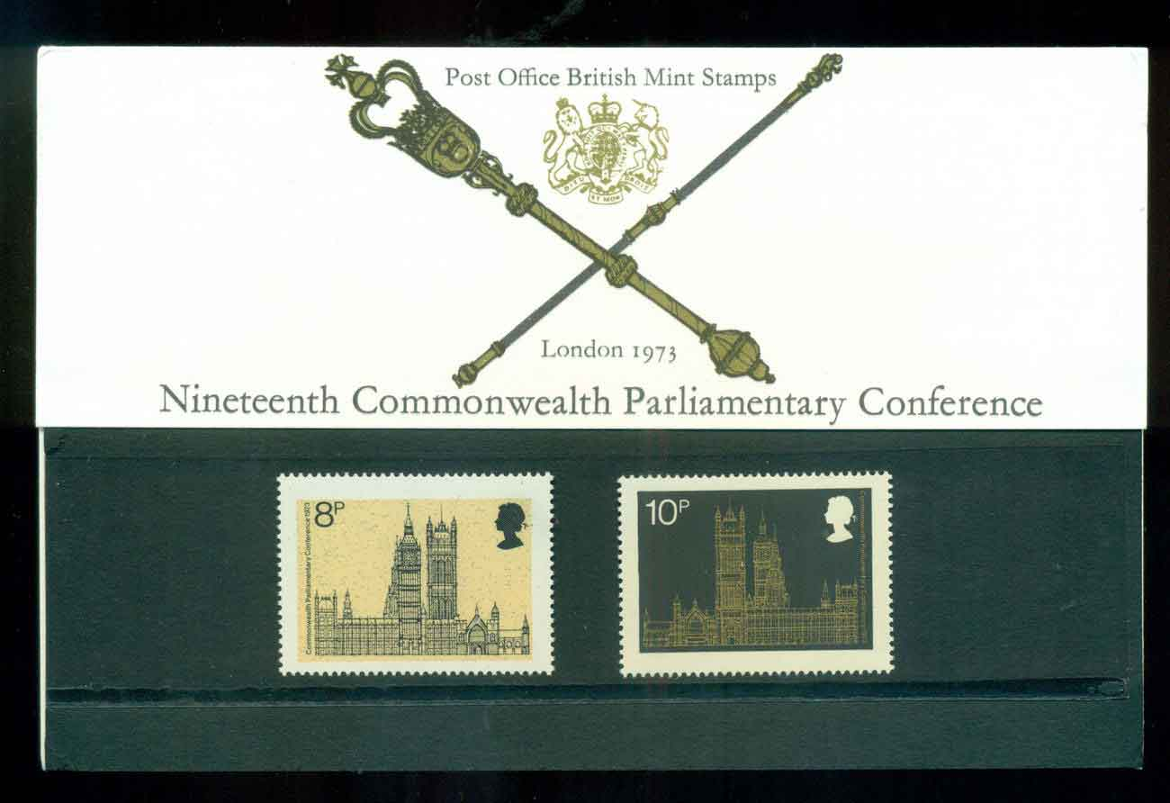 GB 1973 Parliament POP lot51777