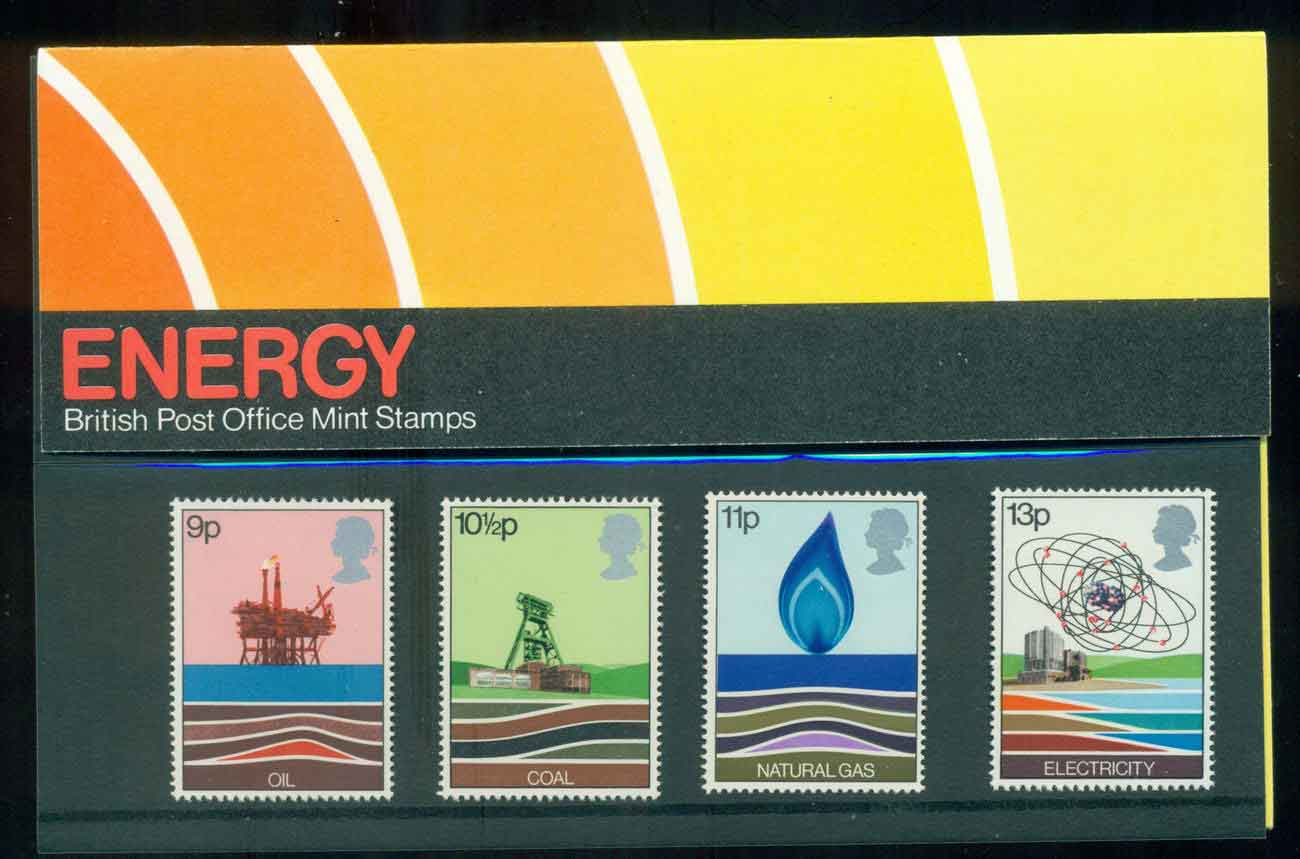 GB 1978 Energy POP lot51788