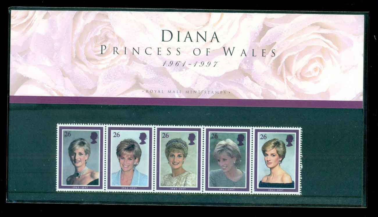 GB 1998 Diana POP lot51790