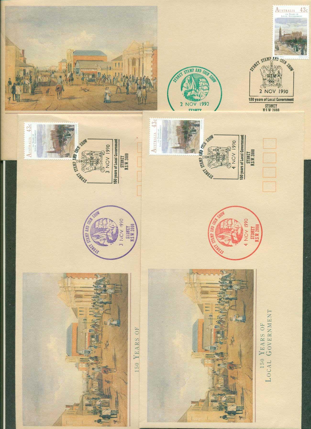 stamp collectors sydney australia time - photo#21