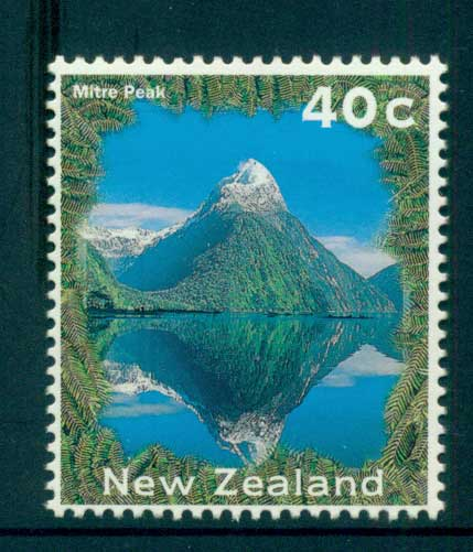 New Zealand 1995 Mitre Peak MUH lot53203