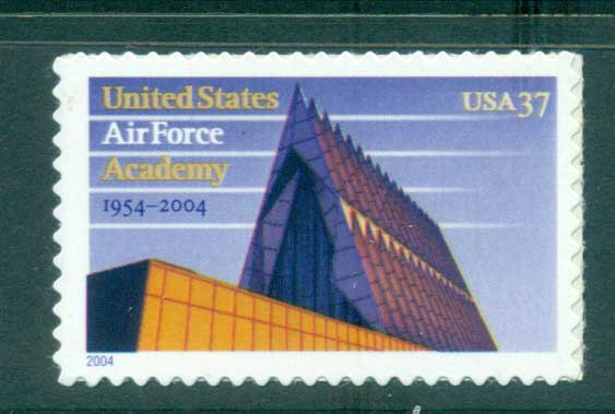 USA 2004 Sc#3838 US Air Force Academy MUH lot53913