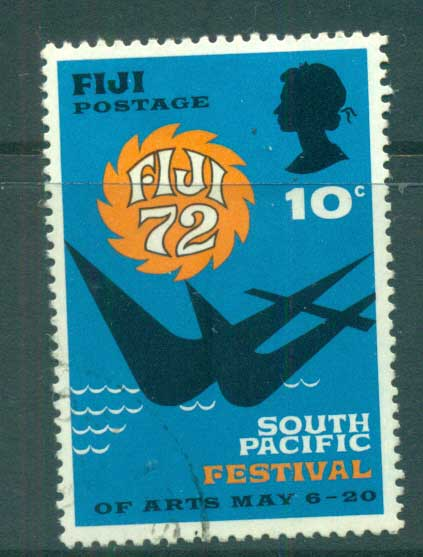 Fiji 1972 South Pacific Festival FU lot54318