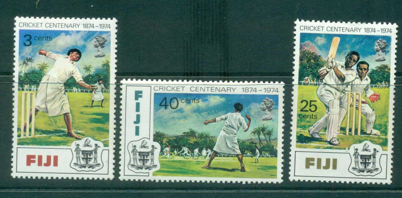 Fiji 1973 Cricket in Fiji MUH lot54326