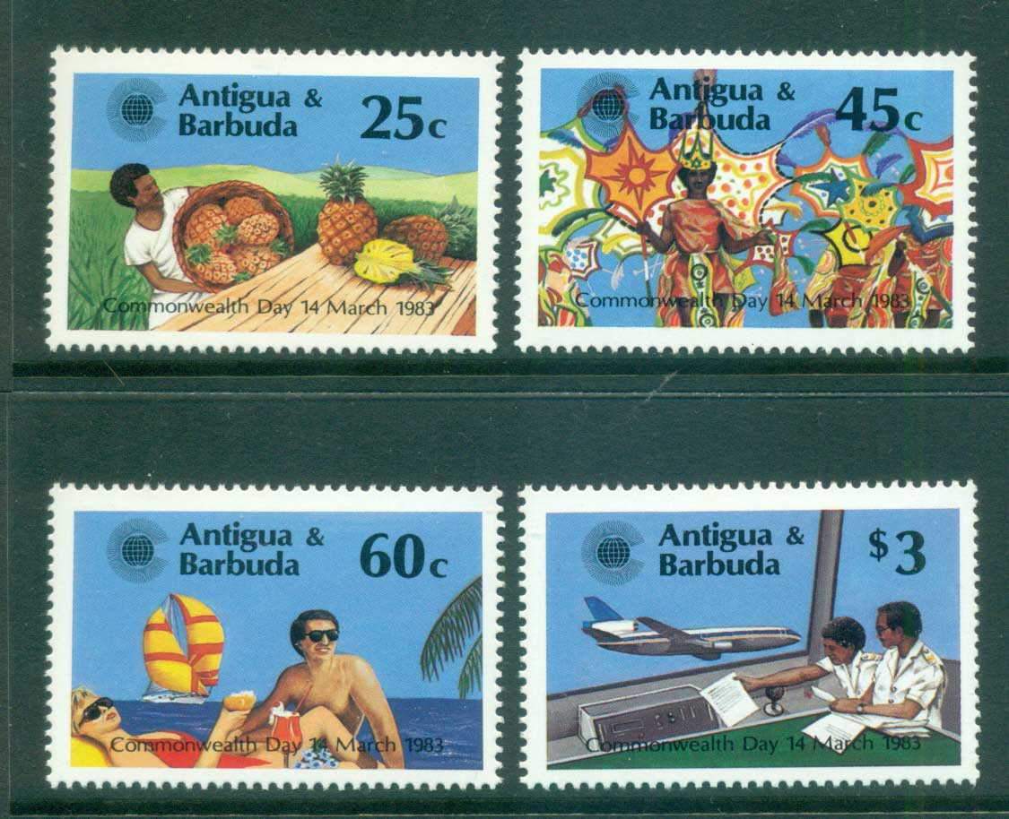 Antigua & Barbuda 1983 Commonwealth Day MUH lot54609