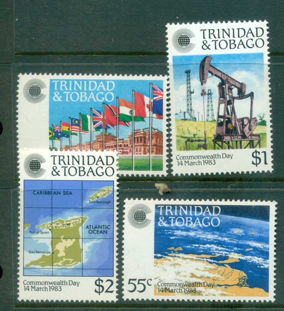 Trinidad & Tobago 1983 Commonwealth Day MUH lot54647
