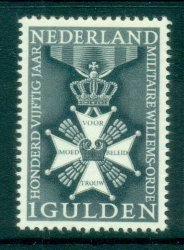 Netherlands 1965 Military order of William MUH lot76683