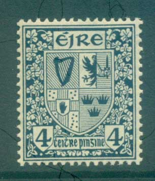 Ireland 1922-23 4d Coat of Arms MLH lot78556