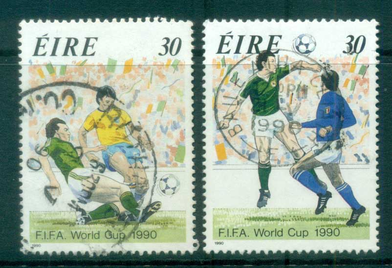 Ireland 1990 FIFA World Cup FU lot78869