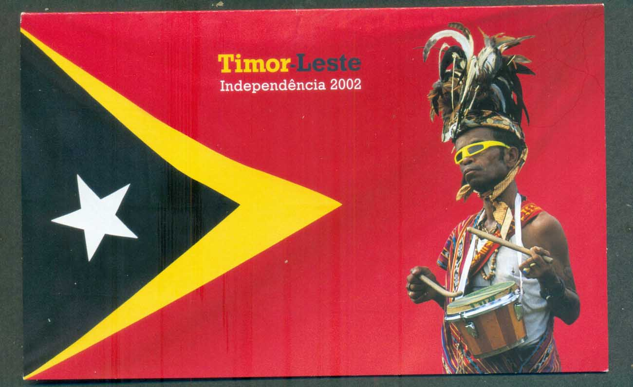 Timor Leste 2002 Independence POP lot81247