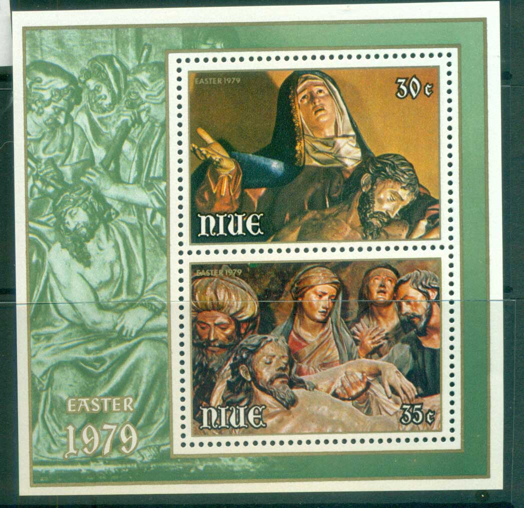 Niue 1979 Xmas MS MUH lot81462