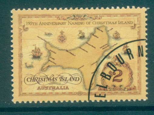 Christmas Is 1993 Naming of Christmas Is CTO lot81553