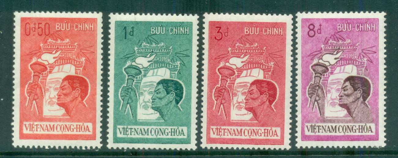 Vietnam 1961 Moral Rearmament of Youth Movement MLH