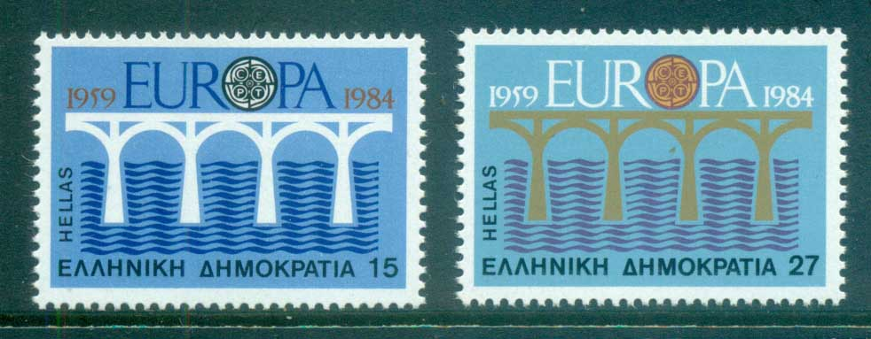 Greece 1984 Europa MUH