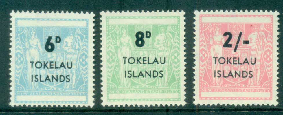 Tokelau Is 1966 Arms MLH