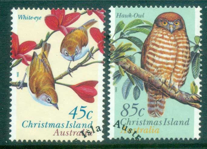 Christmas Is 1996 Birds FU
