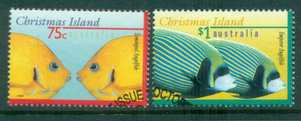 Christmas Is 1995 Angelfish FU