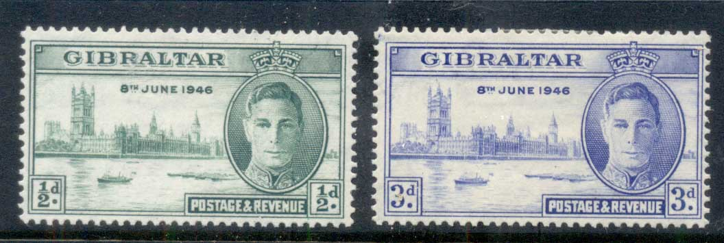 Gibraltar 1946 Victory MLH