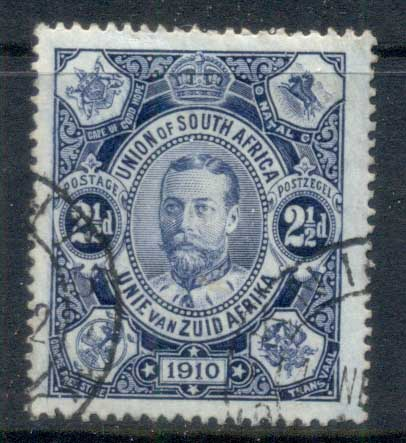 South Africa 1910 Union Parliament Opening FU