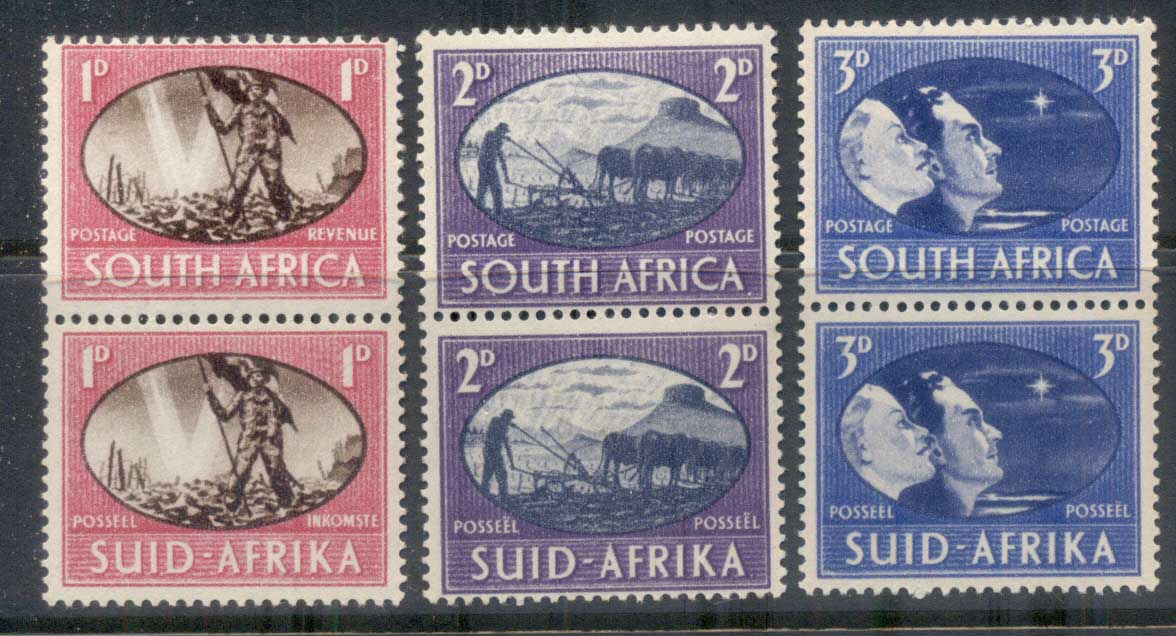 South Africa 1945 Victory MLH
