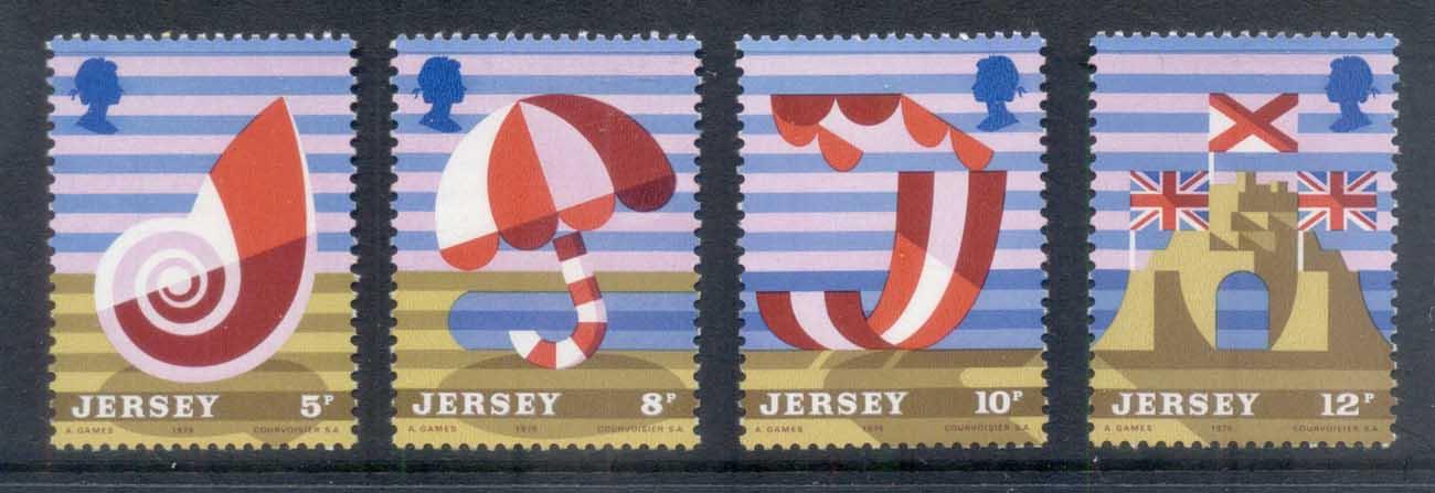 Jersey 1975 Tourist Publicity, Posters MUH
