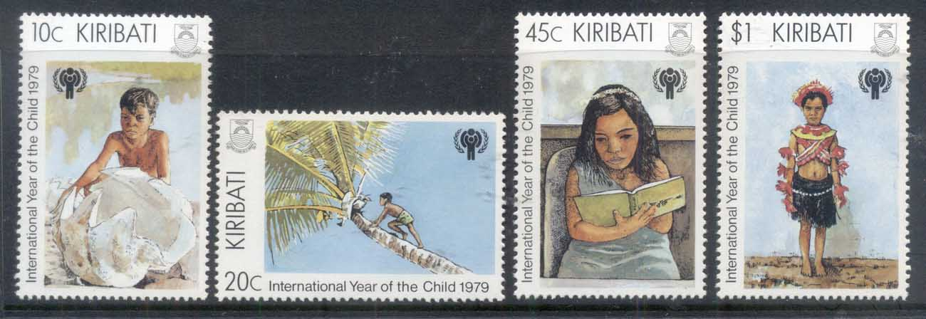 Kiribati 1979 IYC Intl. year of the Child MUH