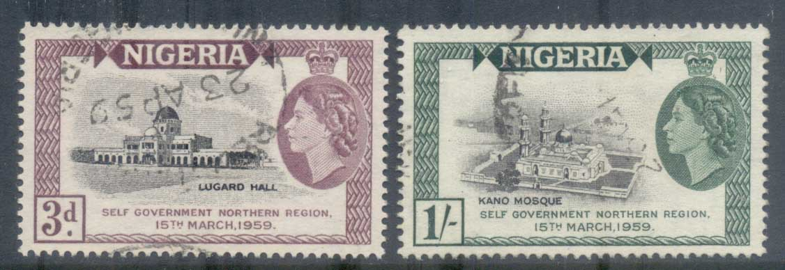 Nigeria 1959 Self Government