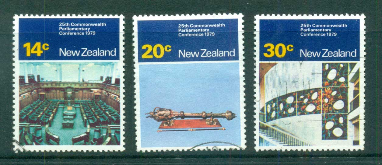 New Zealand 1979 Parliamentary Conference FU lot71789