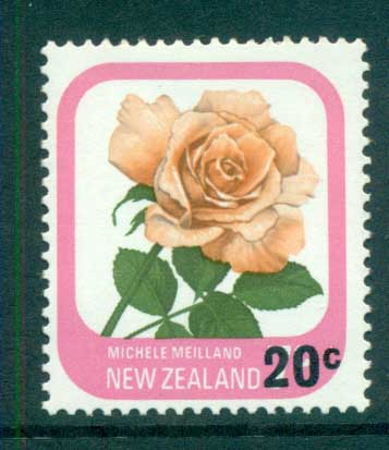 New Zealand 1980 Surcharge MLH lot71799