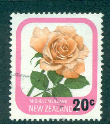 New Zealand 1980 Surcharge FU lot71800