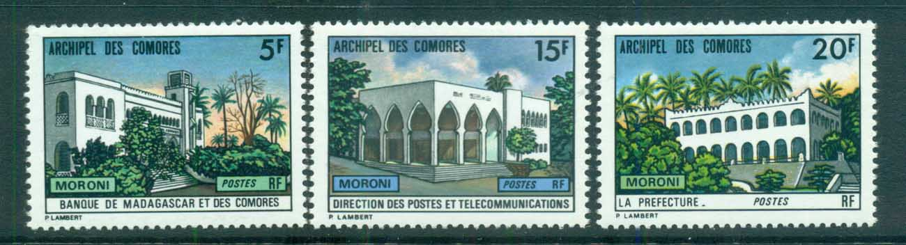 Comoro Is 1973 Bank of Madagascar MLH lot73320