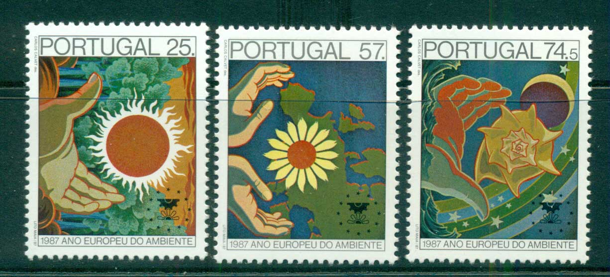 Portugal 1987 Nature Conservation MUH lot58724
