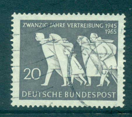 Germany 1965 German Expatriation U lot59866