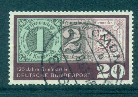 Germany 1965 GB Stamp Anniv. FU lot59872