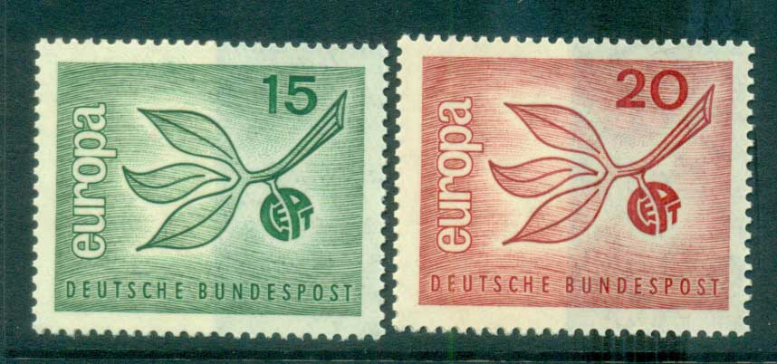 Germany 1965 Europa MUH lot59873