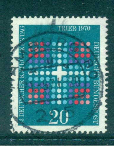 Germany 1970 German catholics FU lot60070