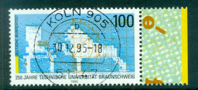 Germany 1995 Technical University FU lot63159