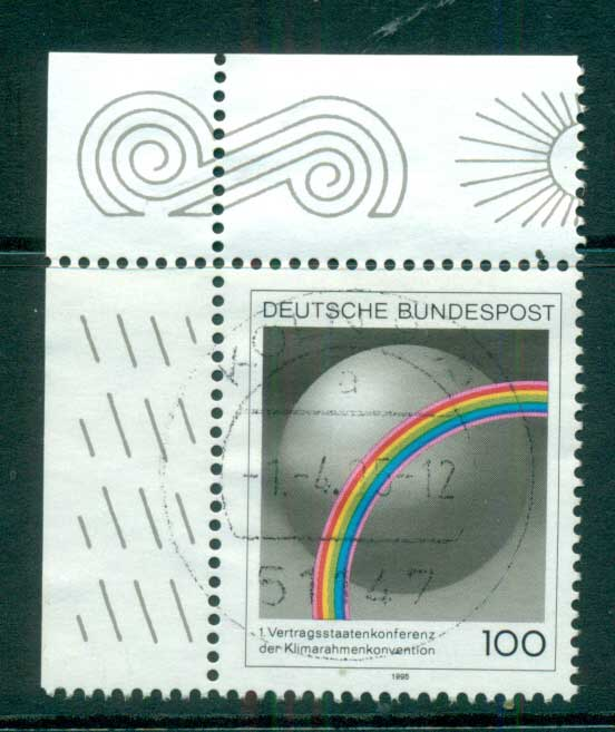 Germany 1995 Climate Convention FU lot63171