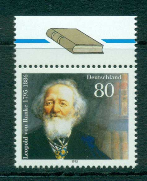 Germany 1995 Leopold von Ranke MUH lot63412