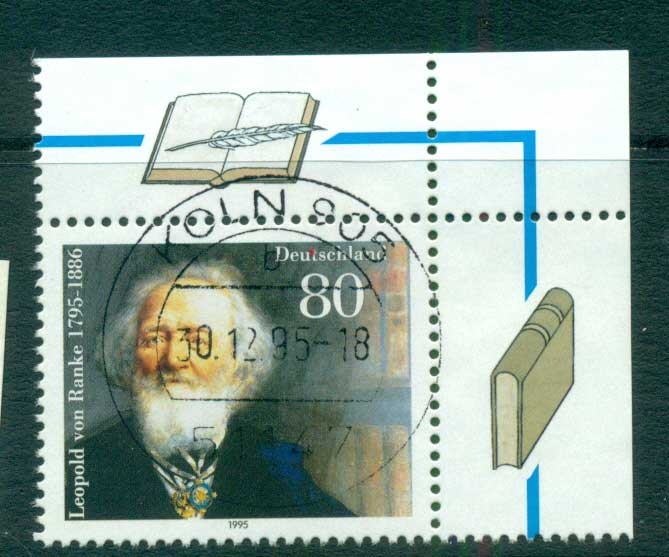 Germany 1995 Leopold von Ranke FU lot63413