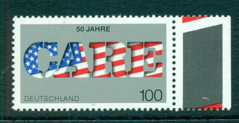 Germany 1995 CARE MUH lot63418