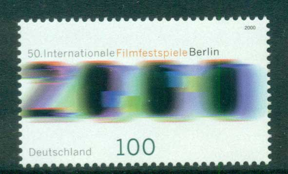 Germany 2000 Berlin Film Festival MUH lot63738